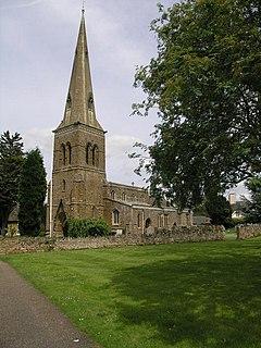 Loddington, Northamptonshire village in Northamptonshire, United Kingdom