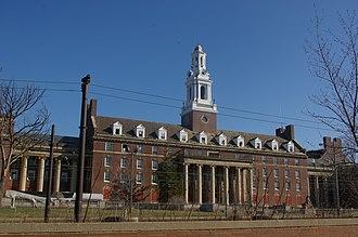 St. Luke's Hospital (Cleveland, Ohio) - Image: St Lukes Hospital Cleveland Ohio