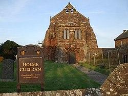St Mary's Church, Abbeytown - geograph.org.uk - 1496938.jpg