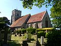 St Mary's Church, Felpham (NHLE Code 1293556).JPG
