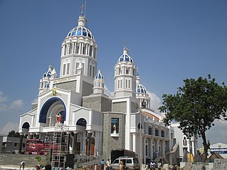 Tiruchirappalli - St. Mary's Cathedral