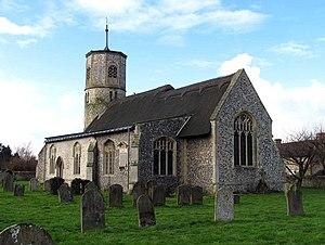 Beachamwell - Image: St Mary, Beachamwell, Norfolk geograph.org.uk 339065