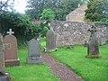 St Maurice Churchyard, Eglingham, Northumberland. - geograph.org.uk - 490809.jpg