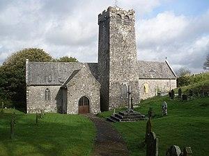 Castlemartin, Pembrokeshire - Church of St. Michael