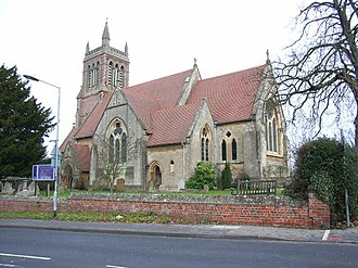 Easthampstead - Image: St Michael and St Mary Magdalene's, Easthampstead geograph.org.uk 106930