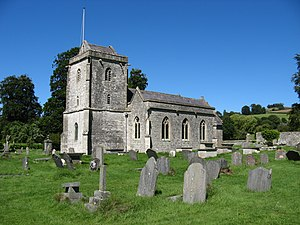 Kelston - Church of St Nicholas