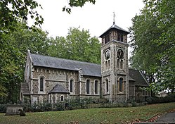 St Pancras (Old Church), London NW1 - geograph.org.uk - 1507194.jpg