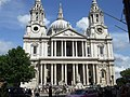 St Paul's Cathedral, London - geograph.org.uk - 908688.jpg