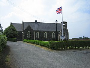 Christianity in Ireland - Parish Church in Northern Ireland