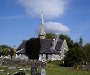 Church of St Peter, Carrigrohane - Image: St Peter's Carrigrohane 2
