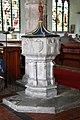 St Peter & St Paul, Headcorn - Font.jpg