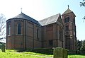 St Peter and St Paul's Church, Church Lane, Albury (March 2014, from Northeast).jpg
