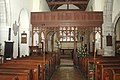 St Peter and St Paul, Shorne, Kent - East end - geograph.org.uk - 323946.jpg