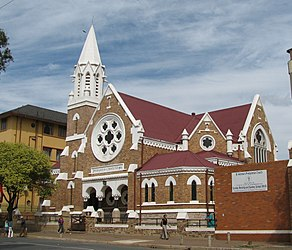 St-Andrews-Kirche Germiston