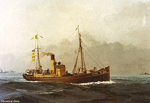 German submarine U-38 (1938) - Image: St leukos