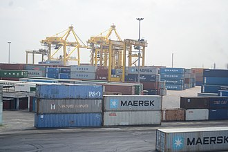 Economy of Bangladesh - Chittagong is the second largest city in Bangladesh and its chief seaport, being home to many of the country's largest and oldest companies