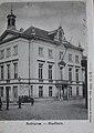 Stadhuis, Markt, Zottegem (historische prentbriefkaart) 04.jpg