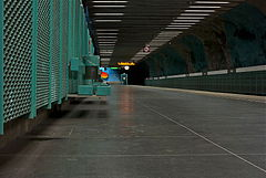 Stadion Metro station June 2011.jpg