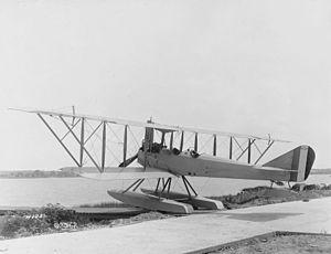 Standard H-2 - H-4H seaplane