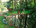 Stanhope Forbes The Pond.jpg
