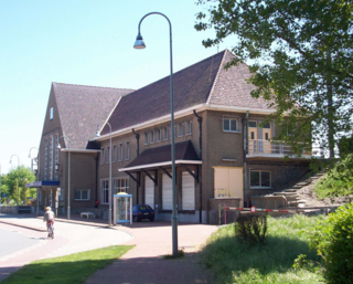 Heist railway station railway station in Belgium