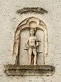 Statue de saint-Sébastien. Champlitte.jpg