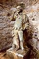 Statue of William Shakespeare at Bonaly Tower Edinburgh.jpg