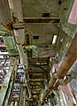 Steel and concrete basement ceiling in closed down paper mill.jpg