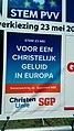 Stem 23 Mei voor een Christelijk geluid in Europa (ChristenUnie and SGP), Meeden (2019).jpg