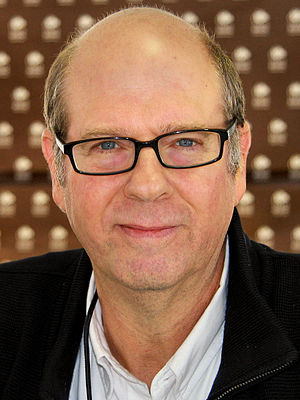 Stephen Tobolowsky - Tobolowsky at the 2012 Texas Book Festival