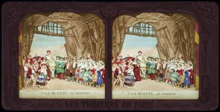 Stereokort, La muette de Portici 10, Le triomphe - SMV - S135b.tif