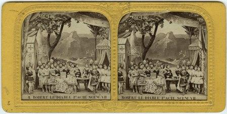 Stereokort, Robert le Diable 2, acte I, scène VII - SMV - S104a.tif