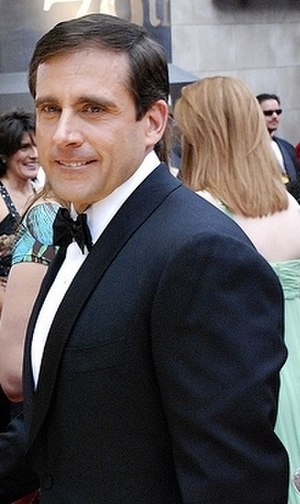 Steve Carell - Carell at the Academy Awards in 2007