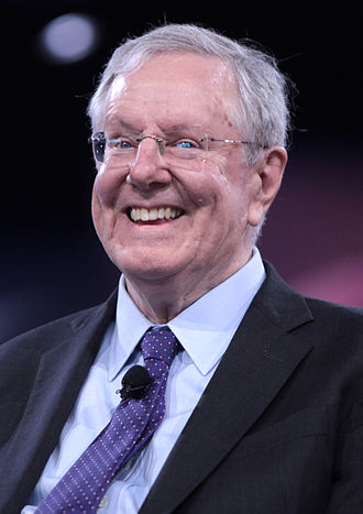 Steve Forbes - Forbes in 2016