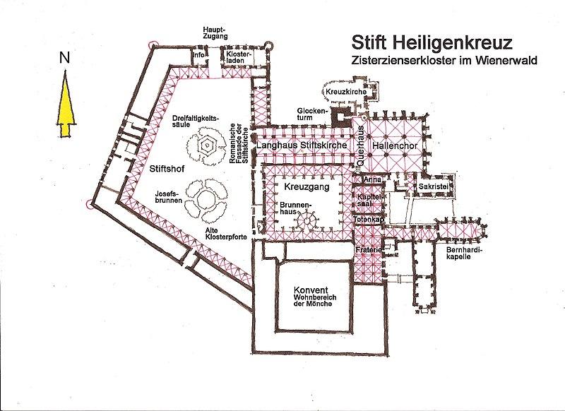 File:Stift Heiligenkreuz Grundriss.6.jpg