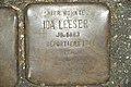 Stolperstein Duisburg 500 Duissern Schweizer Straße 15 Ida Leeser.jpg