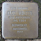 Stolperstein für Else Winter