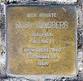 Stolperstein Friedrichstr 40 (Kreuz) Rosa Günsberg.jpg