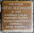 Stolperstein SG - Amtstor 4 - Artur Deichmann DSC 9158 PK.jpg