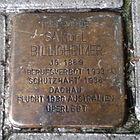Stolperstein in Mannheim, Rathenaustr.jpg