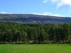 Junkerdal National Park - Image: Storfjellet