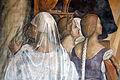 Storie di s. benedetto, 33 sodoma - Come Benedetto scomunica due religiose e le assolve poi che furono morte 07.JPG