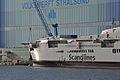 Stralsund, Volkswerft, Scandlines-Fähre Berlin, 13 (2012-01-26) by Klugschnacker in Wikipedia.jpg