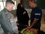 Strike Troops, Iraqi physicians aid local residents in Kateib DVIDS109779.jpg