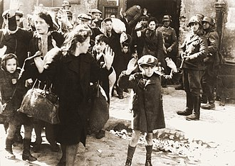 German war crimes - Image: Stroop Report Warsaw Ghetto Uprising 06b