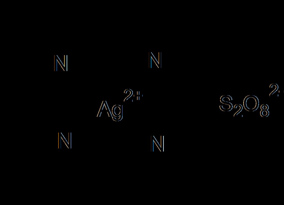 Tetrakispyridinesilverii peroxydisulfate wikipedia biocorpaavc