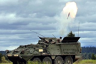 M1129 Mortar Carrier Type of