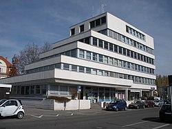 Stuttgart-Plieningen Bezirksrathaus.JPG
