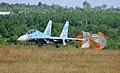 Su-27UBK number 8521 Jan-2014.jpg