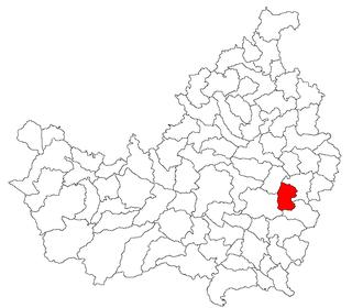 Suatu Commune in Cluj, Romania